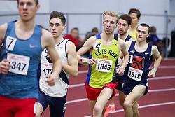 Lets Run, de Haan 3000<br /> BU Terrier Indoor track meet