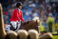 Madden Beezie, USA, Garant<br /> CHIO Aachen 2019<br /> Weltfest des Pferdesports<br /> <br /> © Hippo Foto - Dirk Caremans<br /> Madden Beezie, USA, Garant