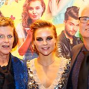 NLD/Amsterdam/20181122 - Premiere First Kiss, Stijn Fransen en ouders