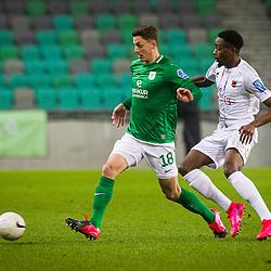 20201212: SLO, Football - Prva Liga Telekom Slovenija: NK Olimpija vs. NK CB24 Tabor Sežana