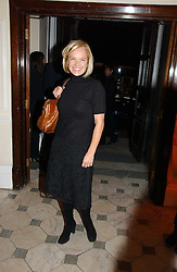 MARIELLA FROSTRUP at The Hospital Awards - to honour talent in the creative industry, held at 9 Grosvenor Place, London on 3rd october 2006.<br /><br />NON EXCLUSIVE - WORLD RIGHTS