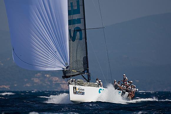 07_005408 © Sander van der Borch. Hyres - FRANCE,  12 September 2007 . BREITLING MEDCUP  in Hyres  (10/15 September 2007). Races 3, 4 & 5.
