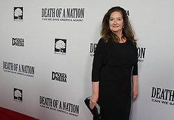 Valeria Fahren at Death Of A Nation Los Angeles Premiere held at Regal L.A. Live: A Barco Innovation Center on July 31, 2018 in Los Angeles, California, United States (Photo by Jc Olivera for Jade Umbrella)