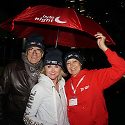 London, UK. 7th October, 2016. Larry Lamb,Anthea Turner,Jenny Agutter attend the Byte Night 2016 - Action for Children to tackle youth homelessness in London at Norton Rose Fulbright, 3 More London Riverside, London, UK. Photo by See Li