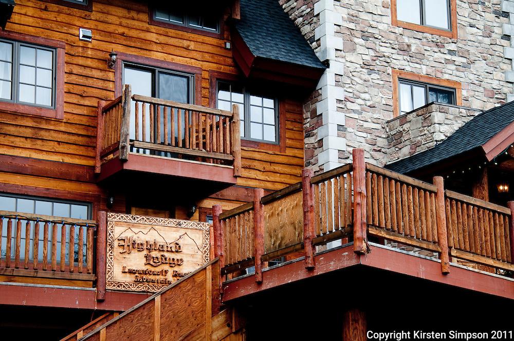 The Highland Lodge at Kicking Horse