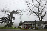 House by Highway on 5th March 2020 in Graceville, Alabama, United States of America.