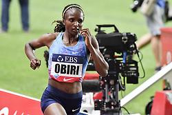 July 21, 2017 - France - Hellen Onsando Obiri  (Credit Image: © Panoramic via ZUMA Press)