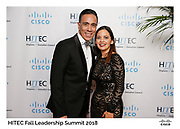 Cisco host their HITEC Annual Summit at the Fairmont San Jose in San Jose, California, on November 8, 2018. (Stan Olszewski/SOSKIphoto)