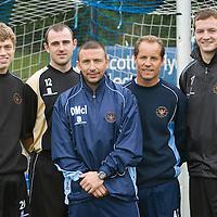 St Johnstone FC June 2009