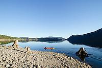 Lake Cushman, Olympic National Park, WA.