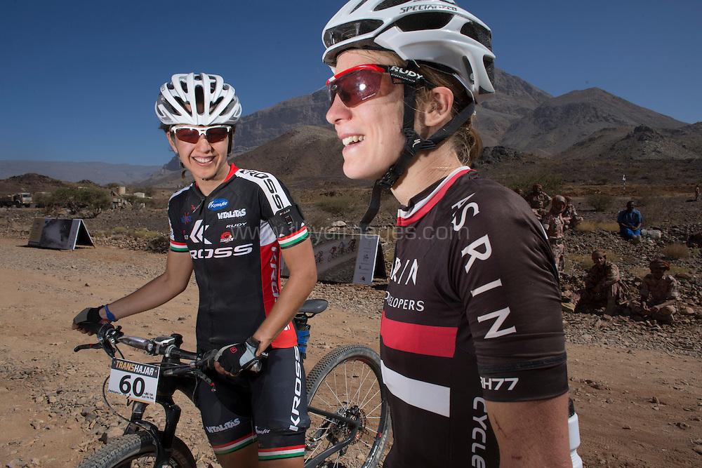 The Trans Hajar Mountain Bike Race 2015<br /> Stage 5