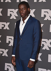 BEVERLY HILLS, CA - AUGUST 9:  Damson Idris at the FX 2017 Television Critics Association Summer Tour Star Walk at The Beverly Hilton Hotel on Tuesday, August 9, 2017 in Beverly Hills, CA. (Photo by Scott Kirkland/Fox/PictureGroup) *** Please Use Credit from Credit Field ***