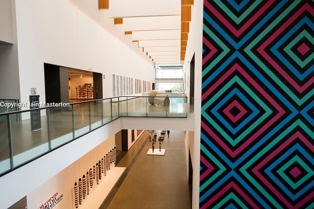 Gallery of Modern Art or GoMA on Southbank in Brisbane Queensland Australia
