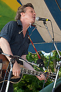 Steve Forbert at the 2010 Clearwater Festival, Croton-on-Hudson, NY.