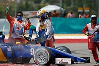 ERICSSON marcus (swe) sauber f1 c34 action during 2015 Formula 1 FIA world championship, Malaysia Grand Prix, at Sepang from March 27th to 30th. Photo Francois Flamand / DPPI