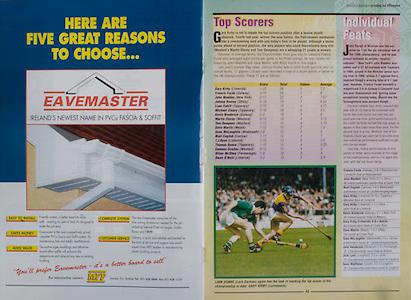 All Ireland Senior Hurling Championship - Final,.01.09.1996, 09.01.1996, 1st September 1996,.01091996AISHCF, .Wexford v Limerick,.Wexford 1-13, Limerick 0-14,..MFP, Lucan Co Dublin,