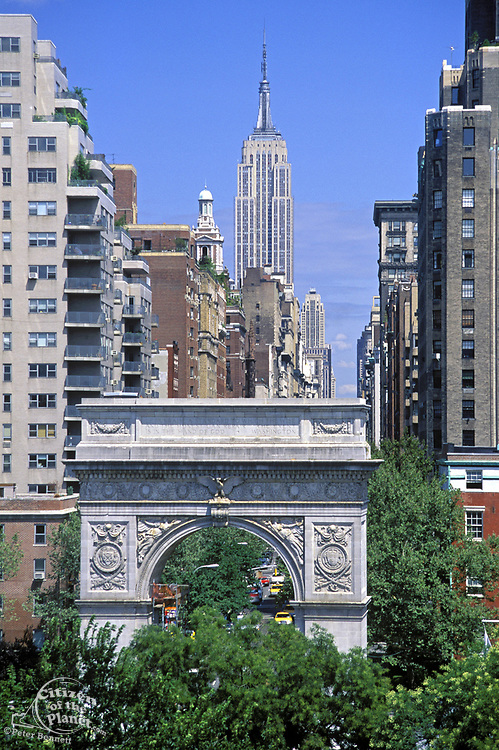 Washington Square Park, Greenwich Village, Manhattan, New York
