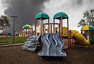 Texas Petroleum Chemical Plant Explosion