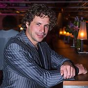 NLD/Amsterdam/20130918 - Reünie NCRV jeugdserie Spangas, Vincent Moes