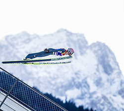 31.12.2013, Olympiaschanze, Garmisch Partenkirchen, GER, FIS Ski Sprung Weltcup, 62. Vierschanzentournee, Qualifikation, im Bild Andreas Kofler (AUT) // Andreas Kofler (AUT) during qualification Jump of 62nd Four Hills Tournament of FIS Ski Jumping World Cup at the Olympiaschanze, Garmisch Partenkirchen, Germany on 2013/12/31. EXPA Pictures © 2014, PhotoCredit: EXPA/ JFK