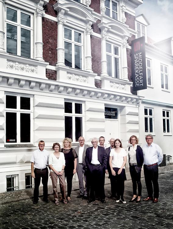 Middelfart Sparekasse åbner ny filial i Århus