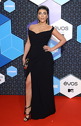 Giulia Salemi attending the MTV Europe Music Awards 2016 at the Rotterdam Ahoy Arena, Rotterdam, the Netherlands. Photo credit should read: Doug Peters/EMPICS Entertainment