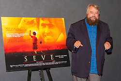 London, June 23rd 2014. Actor Brian Blessed attends the premiere of the film Seve, a biopic of the life of the legendary Spanish golfer Seve Ballesteros.