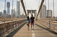 A visit to Brooklyn, New York.