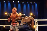 Boksing<br /> Tittelkamp IBF<br /> 23.09.2006<br /> Foto: imago/Digitalsport<br /> NORWAY ONLY<br /> <br /> Arthur Abraham (Deutschland, li.) gegen Edison Miranda (Kolumbien)