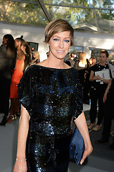 JO ELVIN at the Glamour Women of the Year Awards in association with Pandora held in Berkeley Square Gardens, London on 4th June 2013.