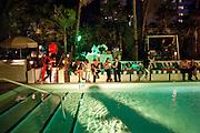 Jay Jopling hosts a party at Soho House. Miami Beach. Miami art Basel. 30 November 2010. -DO NOT ARCHIVE-© Copyright Photograph by Dafydd Jones. 248 Clapham Rd. London SW9 0PZ. Tel 0207 820 0771. www.dafjones.com.
