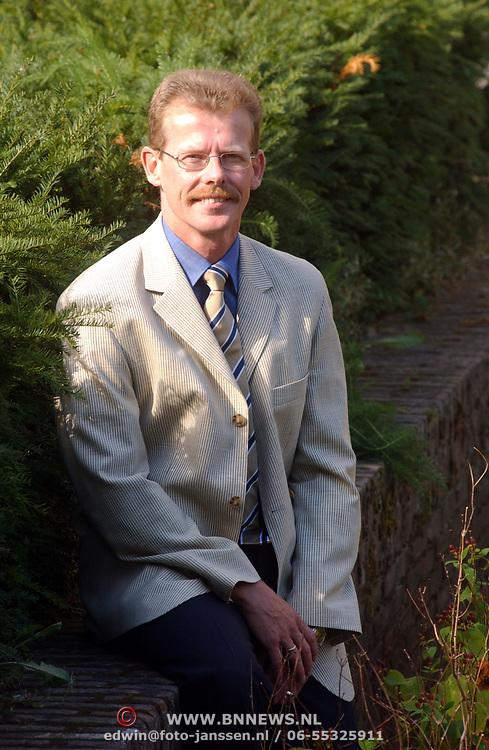 Bert Westerhuis, nieuwe directeur Hervormde Thuiszorg Huizen