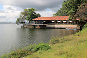 Lake House hotel, Polonnaruwa District, North Central Province, Sri Lanka, Asia