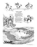County Songs. V. Berkshire. (Illustrated poem)