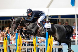 Verlooy Jos, BEL, I'm Special Gold B<br /> FEI WBFSH Jumping World Breeding Championship for young horses Zangersheide Lanaken 2019<br /> © Hippo Foto - Dirk Caremans