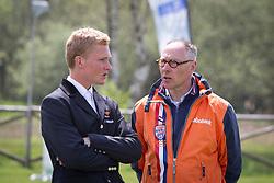 Ehrens Rob, Romp Ruben (NED)<br /> Van Lanschot FEI Nations Cup of Belgium<br /> CSIO Lummen 2012<br /> © Dirk Caremans