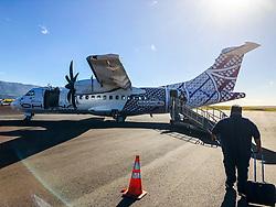 Flight From Lanai To Molokai