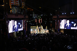 ANAHEIM, CA - MAY 25: Chairman of Walt Disney Parks and Resorts, Bob Chapek attends Guardians for the Galaxy: Mission – BREAKOUT! Grand Opening Ceremony attraction on May 25, 2017 at the Disneyland Resort in Anaheim, California USA. Byline, credit, TV usage, web usage or link back must read SILVEXPHOTO.COM. Failure to byline correctly will incur double the agreed fee. Tel: +1 714 504 6870.