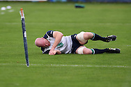 Paul O'Connell of Ireland  during the Ireland rugby team training at Newport High School in Newport , South Wales on Wed 7th October 2015.the team are preparing for their next RWC match against France this weekend.<br /> pic by  Andrew Orchard, Andrew Orchard sports photography.