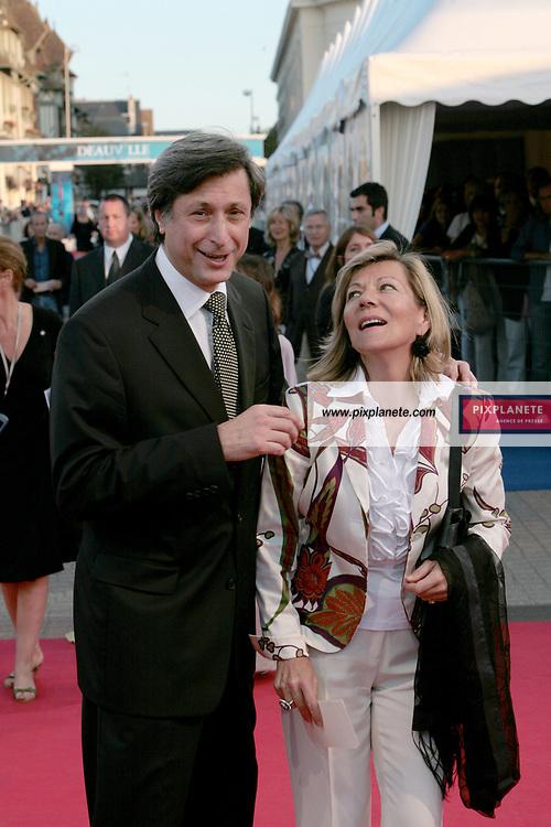 Patrick de Carolis - 33 ème Festival du cinéma américain de Deauville 2007 - 7/9/2007 - JSB / PixPlanete