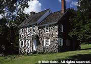 Washington's Headquarters, Brandywine Battlefield Park, Historic Site, Revolutionary War, Delaware Co., SE PA