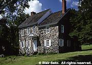 Washington's Headquarters, Brandywine Battlefield Park, Historic Site, Revolutionary War, Delaware Co., SE PA