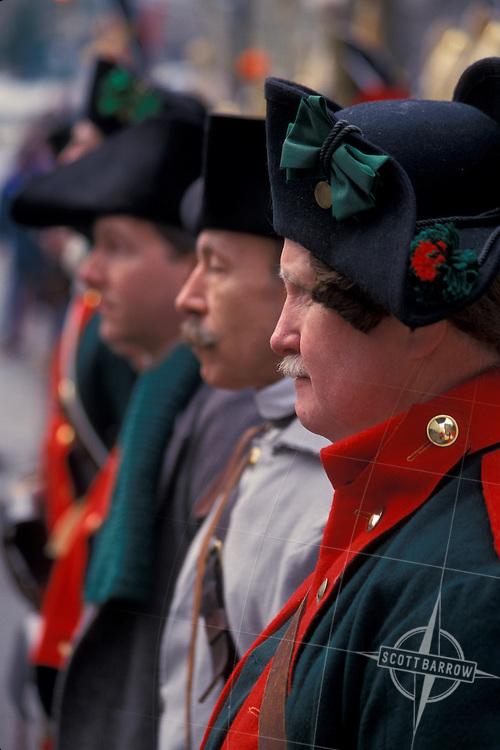 The Battle of Trenton, New Jersey.