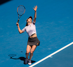 January 23, 2019 - Melbourne, AUSTRALIA - Elina Svitolina of the Ukraine in action during her quarter-final match at the 2019 Australian Open Grand Slam tennis tournament (Credit Image: © AFP7 via ZUMA Wire)