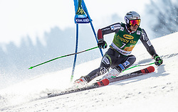 KRISTOFFERSEN Henrik of Norway competes during the Audi FIS Alpine Ski World Cup Men's Giant Slalom 58th Vitranc Cup 2019 on March 9, 2019 in Podkoren, Kranjska Gora, Slovenia. Photo by Matic Ritonja / Sportida