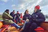 1998 University,Varsity, Boat Race,  pre race fixtures and challenges, London UK