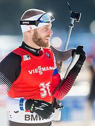 MESOTITSCH Daniel (AUT) competes during Men 12,5 km Pursuit at day 3 of IBU Biathlon World Cup 2014/2015 Pokljuka, on December 20, 2014 in Rudno polje, Pokljuka, Slovenia. Photo by Vid Ponikvar / Sportida