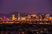 Las Vegas Valley, Golden Twilight