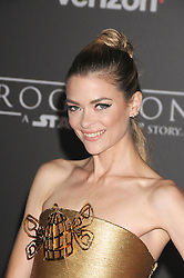 December 10, 2016 - Los Angeles, California, United States - December 10th 2016 - Los Angeles California USA - Actress JAIME KING    at the World Premiere for ''Rogue One Star Wars'' held at the Pantages Theater, Hollywood, Los Angeles  CA (Credit Image: © Paul Fenton via ZUMA Wire)