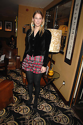 LADY GABRIELLA WINDSOR at an exhibition of photographs by Olivia Buckingham held at China Tang, The Dorchester, Park Lane London on 5th March 2007.<br /><br />NON EXCLUSIVE - WORLD RIGHTS